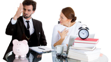 Claiming Bankruptcy During Divorce